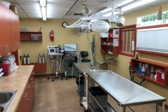 Weatherford Surgery room