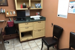 Weatherford Exam room 1