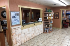 Weatherford Reception Area
