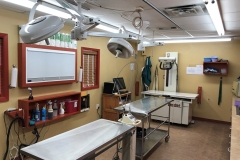 Weatherford X-ray room